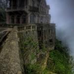 Hotel del Salto in colombia.