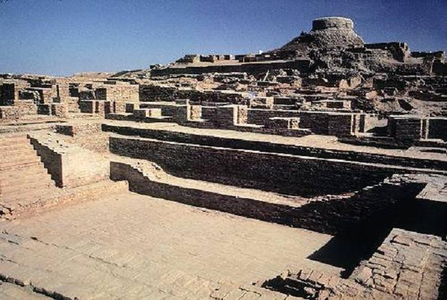 Mohenjo daro, Sindh, Pakistan