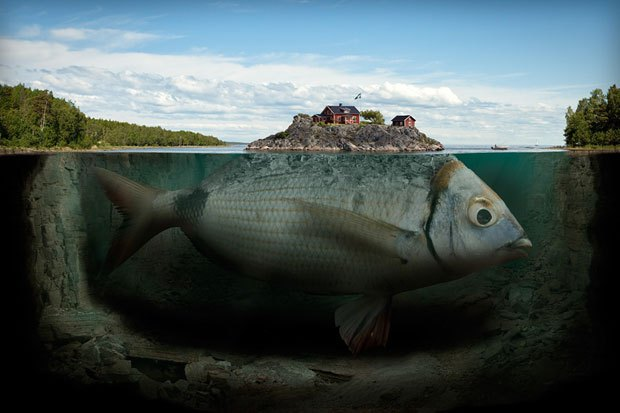 Surreal Photo Manipulations by Erik Johansson