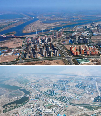Tianjin : The green city of tomorrow
