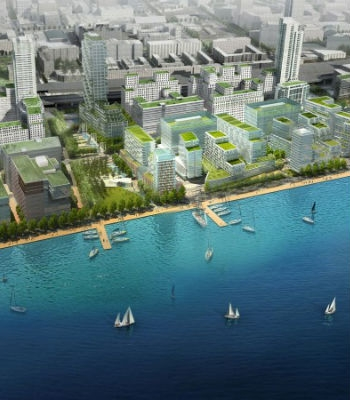Waterfront Toronto: The new renovation projects in Toronto, Canada