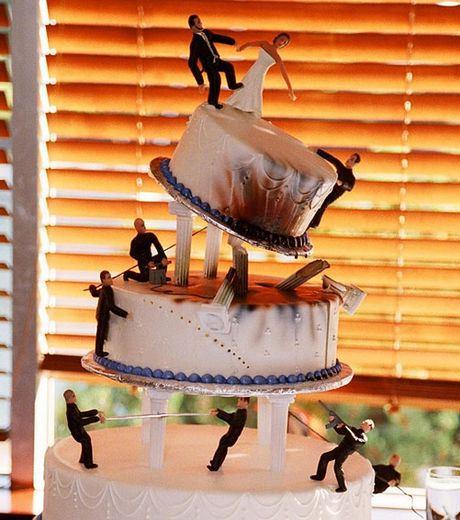 A Unique Cake Style