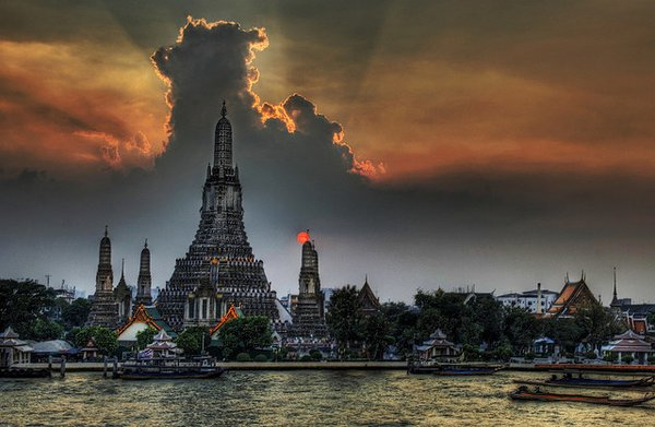 Number 3: Bangkok