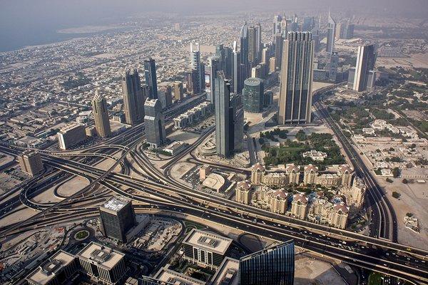 Number 8: Dubai