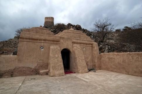 Fujairah-Fort