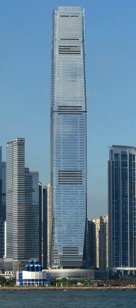International Commerce Center, Hongkong