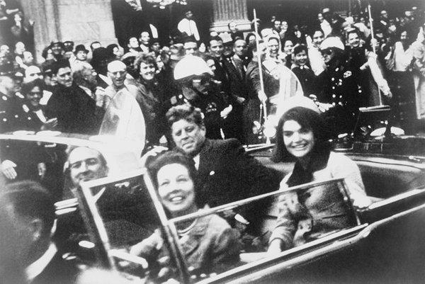 JFK-John F. Kennedy