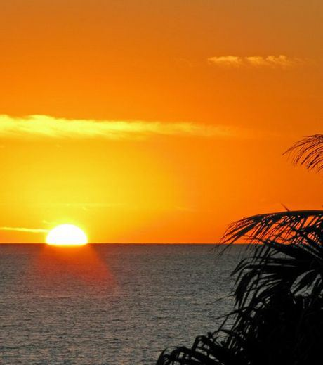 Sunset at Port of Key West, Florida