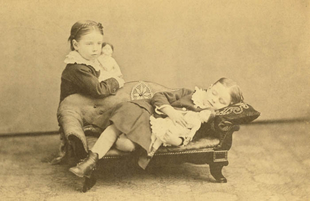 Post-Mortem Photograph