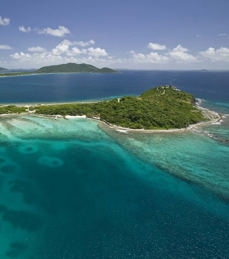 Buck Islands, British-Virgin-Islands, Caribbean