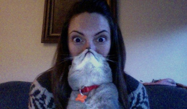 Funny Long Cat Beards
