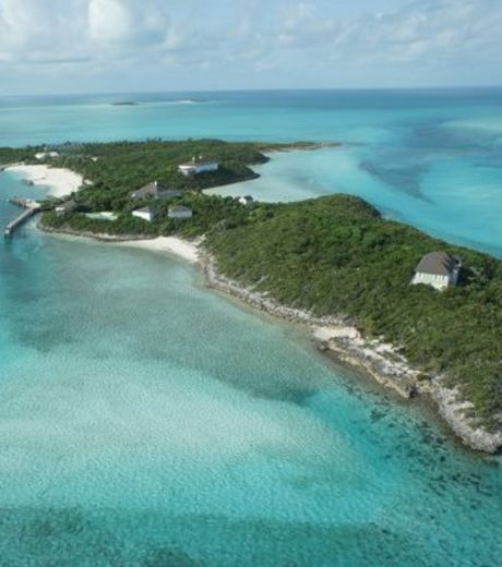 Exuma Cay in Bahamas, the most expensive private island in the world