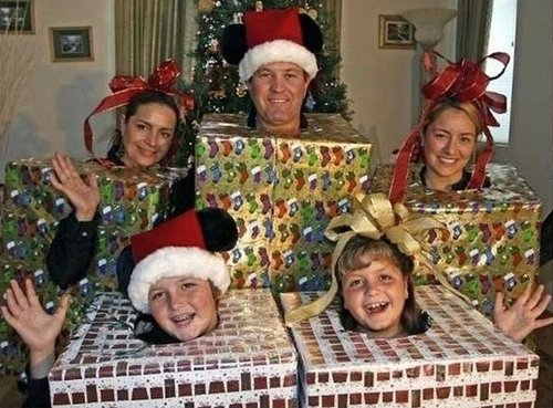 Picture 38: Funny Christmas Photo