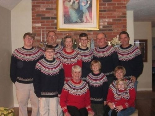 Picture 15: Funny Christmas Photo