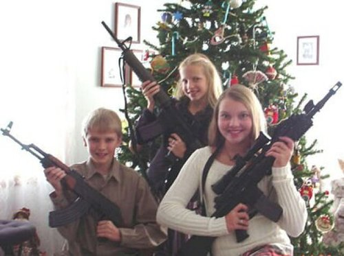Picture 25: Funny Christmas Photo