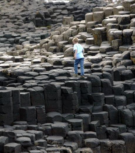 The Basalt Columns