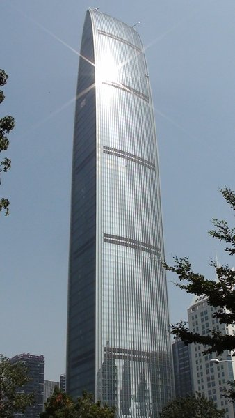 Kingkey 100, Shenzhen, China