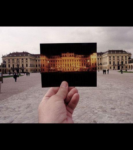 Schönbrunn Palace, Vienna Austria (Credit Michael Hughes)