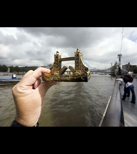 The tower Bridge in London(Credit Michael Hughes)