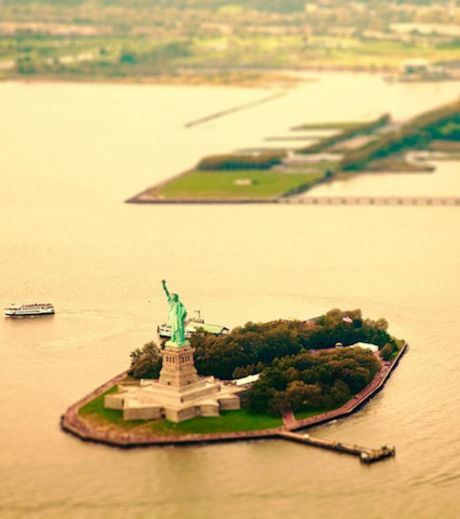 The Statue of Liberty (Credit Ben Thomas)
