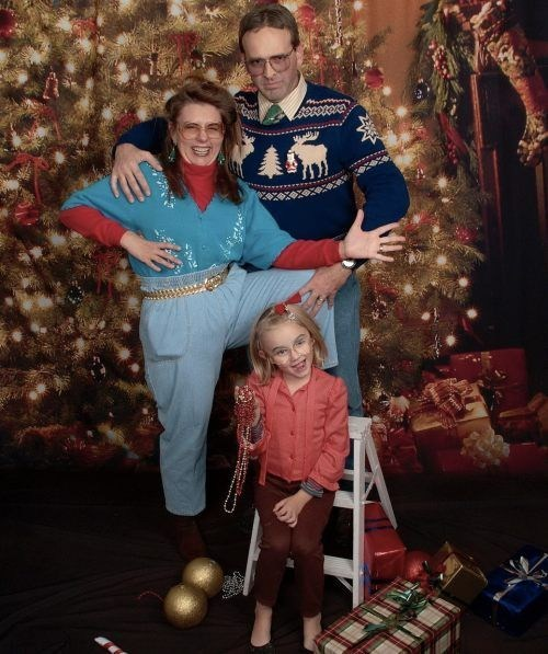 Picture 3: Funny Christmas Photo