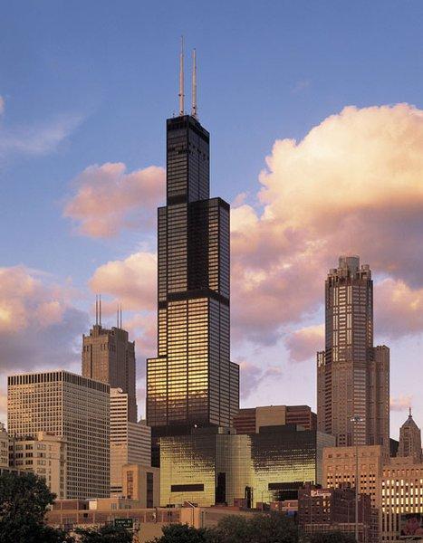 Willis Tower, Chicago, United States