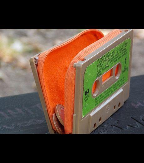 A tape wallet