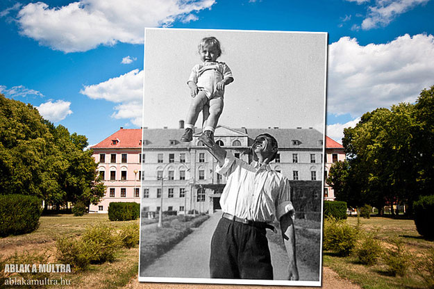 1951 and 2012--Location: Budapest, Hungary, School of Muddy Creek.