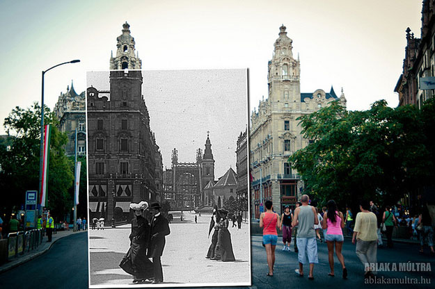 1900 and 2012--Location: Budapest, Hungary, Klotild Palace