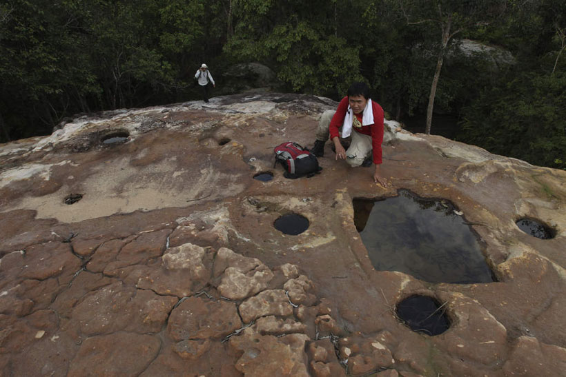 Mahendraparvata--The 1200 years old Cambodian city