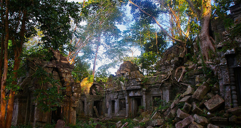 City-found-in-cambodienne-forest-Mahendraparvata-1