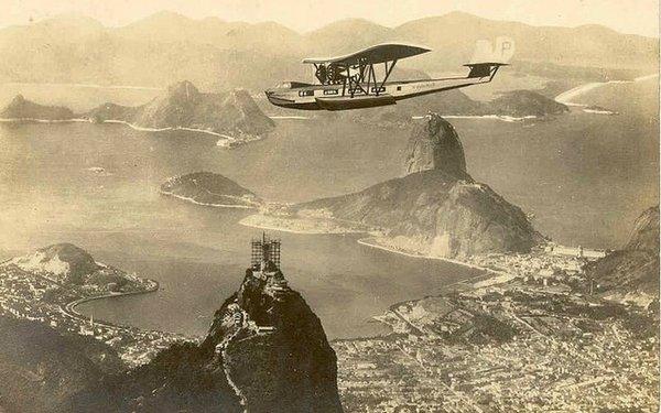 Construction Of Christ The Redeemer-Rio De Janeiro (1926-1930)