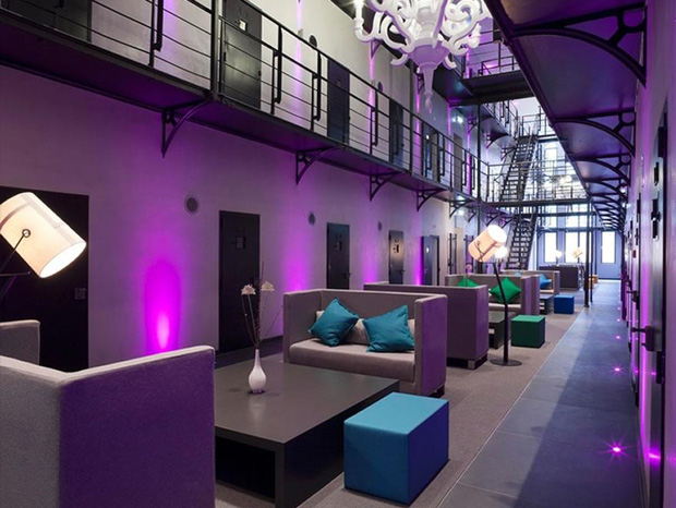 Het Arresthuis-The luxurious prison-hotel