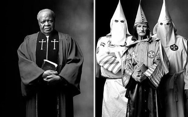 Baptistin pastor and Ku Klux Klan