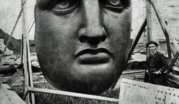 Statue Of Liberty – New York (1886)