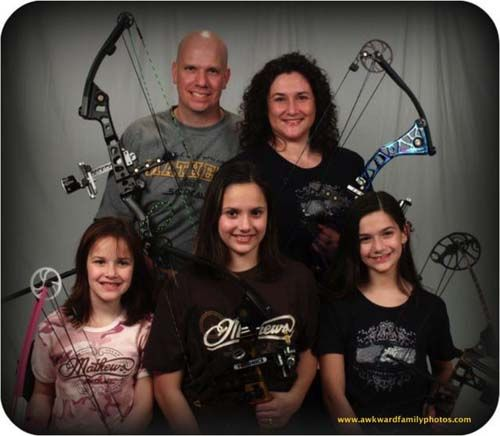 Cool And Funny Family Photo