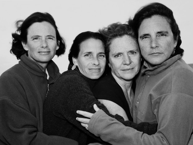Four Sister In 2000 (Credit Nicholas Nixon)