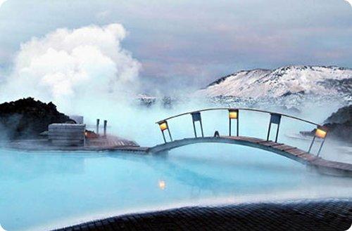 Blue Lagoon Geothermal Resort. Grindavík, Iceland