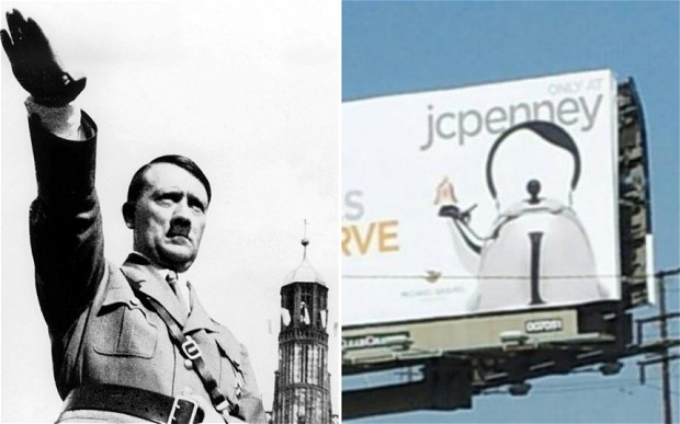 The JC Penny Kettle That Provoked Outrage Due To Resemblance With Adolf Hitler