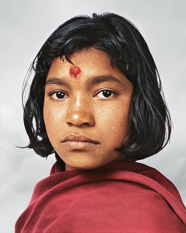 Prena, 14, Kathmandu, Nepal