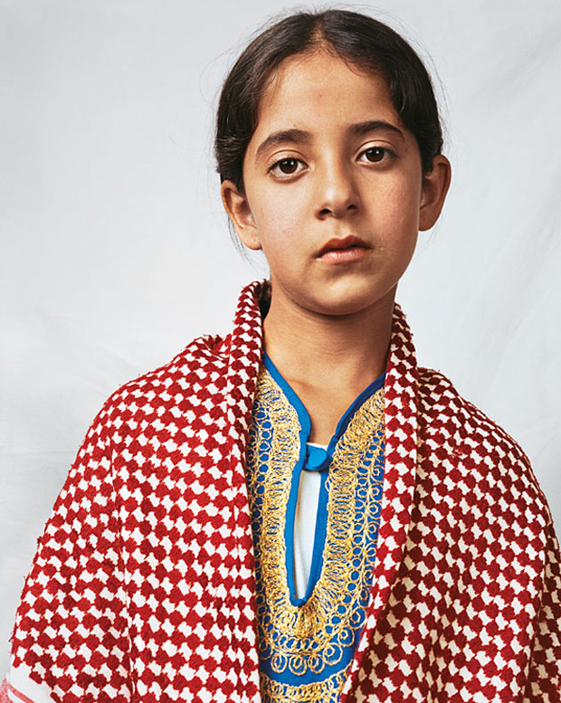 Duha, 10, Hebron, West Bank