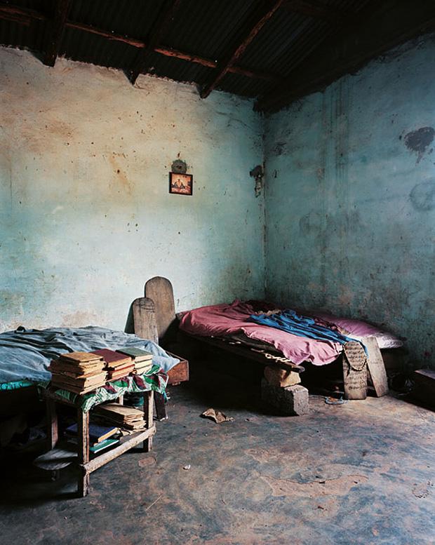 Lamine, 12, Bounkiling village Senegal
