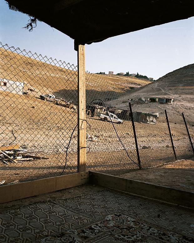 Bilal, 6, Wadi Abu Hindi, West Bank
