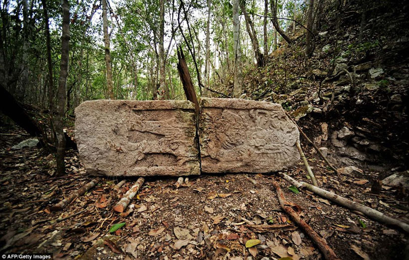 Chactun--More than 1000 years olf Mayan City Discovered