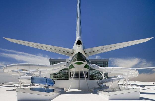 The Boeing 747, Oregon