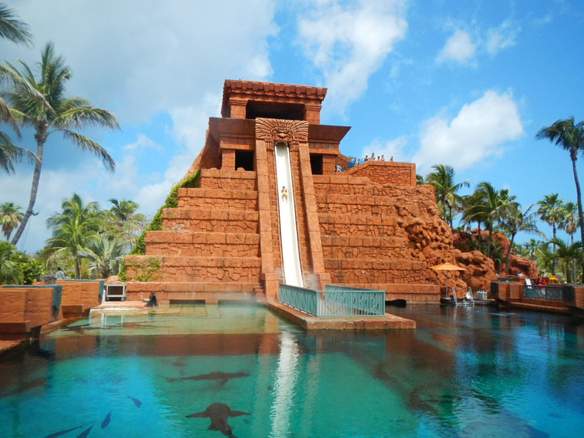 Eight Of The Scariest Water Rides On Planet