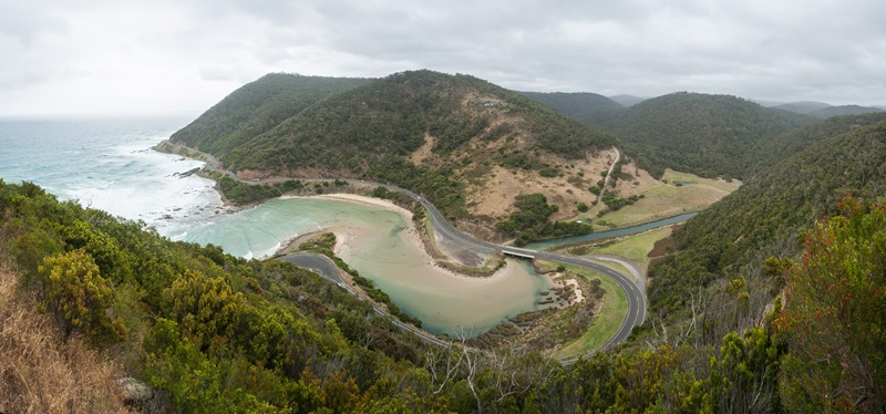 Great ocean road, Австралия