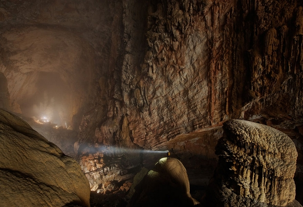 Hang Son Doong cave, Вьетнам