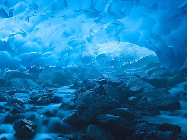 Ледник Менденхолл, Аляска