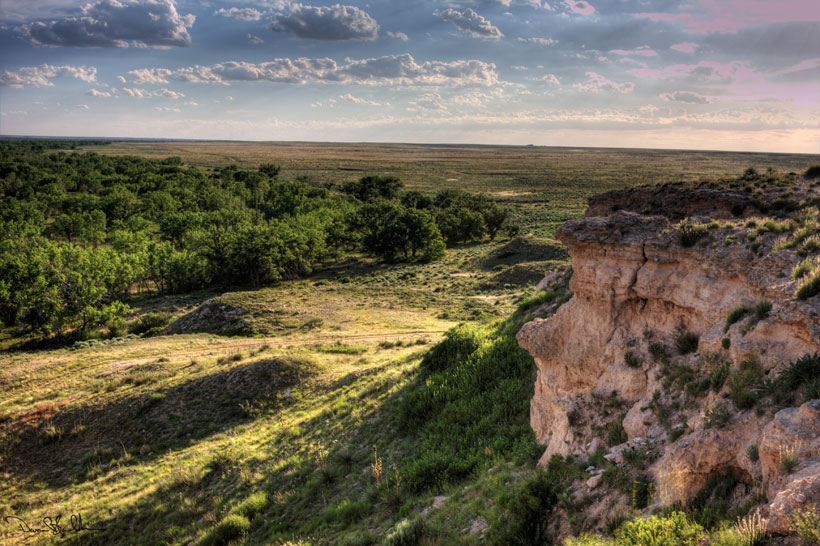 Cimarron National Grasslands, Kansas